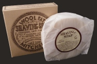 Mitchell's Shaving Soap Refill 125g