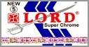 Lord Super Chrome Double Edge Razor Blades