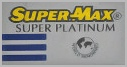 Super-Max Super Stainless Double Edge Razor Blades
