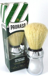 Proraso Chrome Shaving Brush