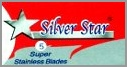 Silver Star Super Stainless Double Edge Razor Blades
